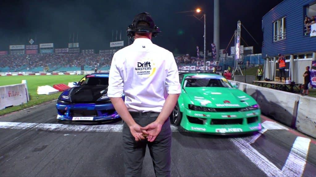 Drift verseny szabályai