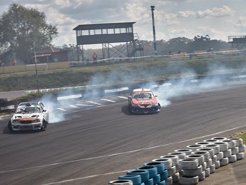 Drift verseny